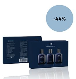 Graham Hill Gift Box 100 ml Trio -22%