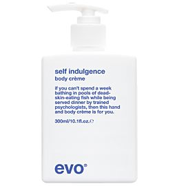 Self Indulgence Body Creme 300ml
