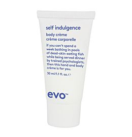 Self Indulgence Body Creme 30ml