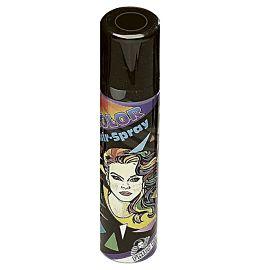 Color Hair-Spray Black