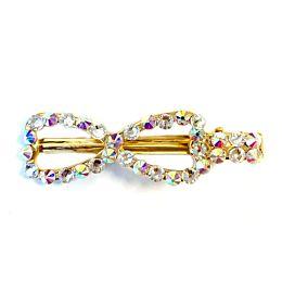 Shiny Bow Pin